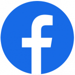 Facebook Logo Disc