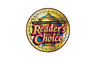 Kerrville Daily Times Readers Choice Award
