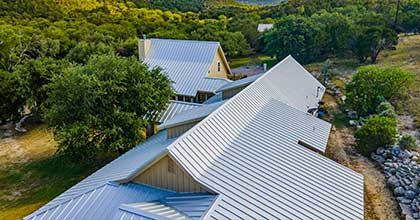 Metal Residential Roof1